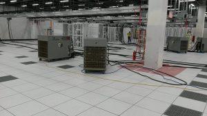 Management load bank testing
