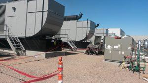Generator equipment