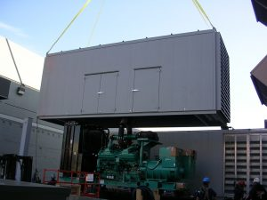 Generator midlift